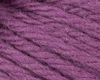 Purple Orchid Cascade 220 Yarn 220 yards 100% Peruvian Highland Wool color 9612