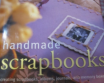 Handmade Scrapbooks Creating Scrapbooks Journals Memory Boxes Country Living