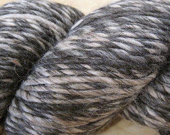 Clearance Eco Duo Moccasin Yarn 197 yards Worsted Weight Alpaca Merino Wool Blend Color 1713