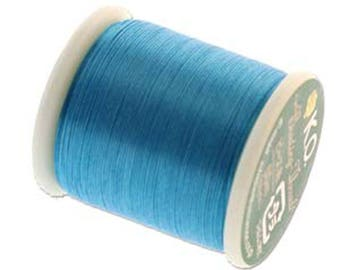Turquoise KO Nylon Japanese Beading Thread 55 yards