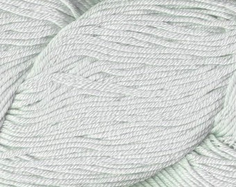 Egyptian Cotton Phoenix DK Ella Rae Yarn DK Weight 273 yards 100% Egyptian Cotton Yarn #1054 Rain Cloud