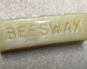 Beeswax Natural Conditioner for Beading Sewing Embroidery Quilting Thread 1 oz