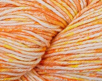 Sun Drop Cascade Nifty Cotton Splash Variegated Worsted Weight 100% Cotton 185 yards