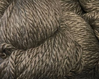 Taupe Ella Rae Chunky Alpaca Yarn 120 yards 100% SuperWash Alpaca Acrylic Color 505
