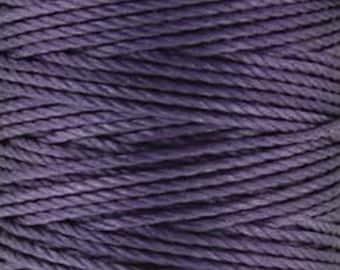S-Lon Tex 400 Medium Purple Multi Filament Cord 35 yard Spool
