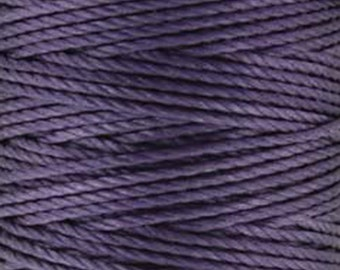 Medium Purple S-Lon Tex 400 Multi Filament Cord One Spool 35 yards