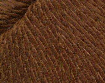 Golden Oak Ella Rae Chunky Alpaca Yarn 120 yards 100% SuperWash Alpaca Acrylic Color 529