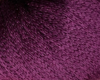 Bordeaux Petal Merino Wool Cashmere Fourteen by Juniper Moon Farm Worsted Weight Yarn 147 yards Color 09
