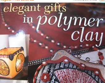 25% OFF Elegant Gifts in Polymer Clay by Lisa Pavelka