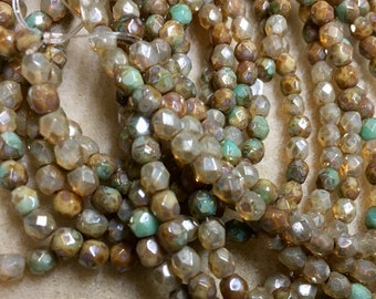 Czech Beads and Crystals