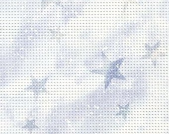 """Perforated Paper for Needlework Scrapbooking Mill Hill Violet Starlite Stylized Perforated Paper 9""""X12"""" 2 sheets per pkg PP301"""