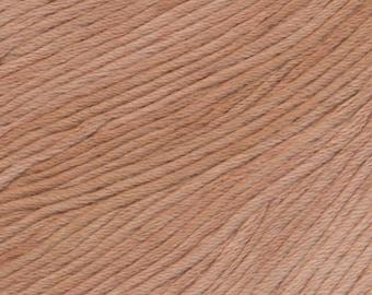 Sandcastle Ella Rae Sun Kissed yarn DK Weight 262 yards 100% Cotton Blue Yarn Color 10