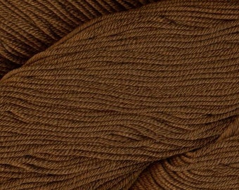 Egyptian Cotton Phoenix DK Ella Rae Yarn DK Weight 273 yards 100% Egyptian Cotton Yarn #1045 Bronze