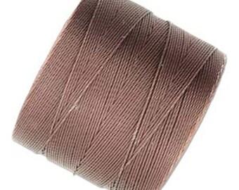 S-Lon Micro Tex 70 Brown Multi Filament Cord 287 yard Spool