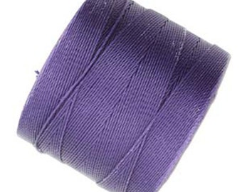 S-Lon Micro Tex 70 Purple Multi Filament Cord 287 yard Spool