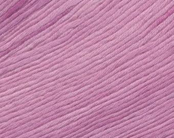 Grape Sundae Ella Rae Sun Kissed yarn DK Weight 262 yards 100% Cotton Yarn Color 03