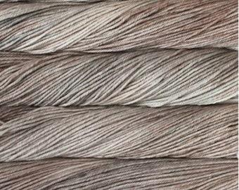Malabrigo Rios Whole Grain 210 yards Worsted Weight 100 grams 100% Superwash Merino Wool color 696