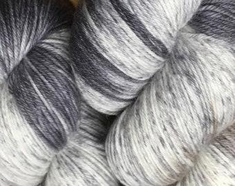 Araucania Huasco Sock Yarn Hand Painted Superwash Wool Polyamide Super Fine Fingering Weight Yarn #1009 Antofagasta 433 yards