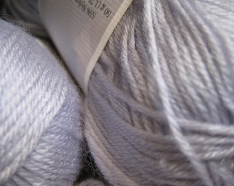 Clearance Super Soft Baby Lavender Cascade Cherub DK Yarn 180 yards Acrylic Nylon Blend Color 07