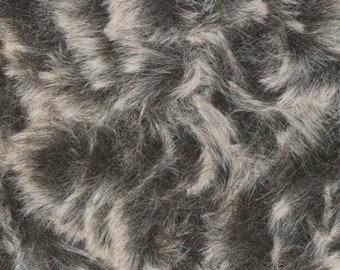 Furreal Fur YarnCanadian Lynx by Knitting Fever 100% Polyester Super Bulky Weight 71 Yards #14