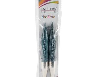 15.0mm Knitting Needles Sz US 19 80cm Knitter/'s Pride Dreamz Circular 32in.