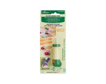 Needle Felting Tool with 5 Needles and Safety Locking Device #8900