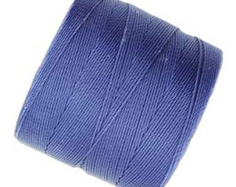 S-Lon Micro Tex 70 Capri Blue Multi Filament Cord 287 yard Spool