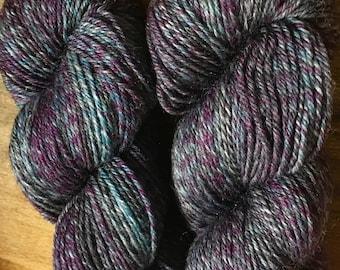 Rainbow Beach Sydney Sands by Queensland Collection Sport Weight 100% Australian Superwash Wool Purple Blue 328 yards Color 119