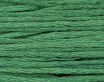 Weeks Dye Works Holly Embroidery Floss 6 Strand 100% Egyptian Cotton for Embroidery Cross Stitch Needlepoint Sewing Beading 1279
