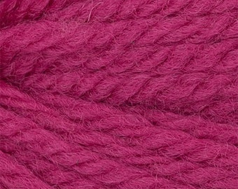 Cerise Cascade 220 Yarn 220 yards 100% Peruvian Highland Wool color 7802