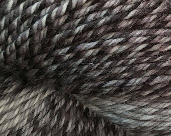 Graphite Cascade 220 Superwash Wave Yarn 220 yards 100% SuperWash Wool Color 110