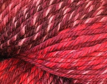Roses Cascade 220 Superwash Wave Yarn 220 yards 100% SuperWash Wool Color 109