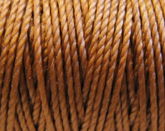 Copper S-Lon Tex 400 Multi Filament Cord One Spool 35 yards