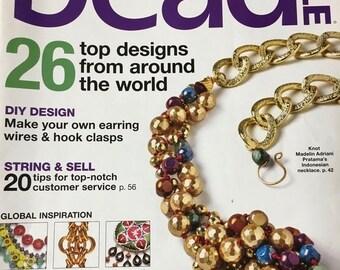25% OFF Bead Style Magazine DIY Design String and Sell Global Inspiration Cork Bracelets Indonesian Necklace November 2014