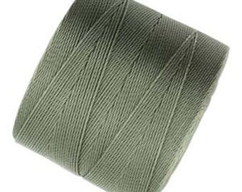 S-Lon Micro Tex 70 Olive Green Multi Filament Cord 287 yard Spool