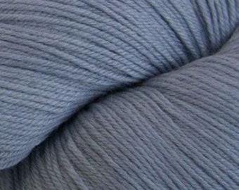 Steel Cascade Heritage Yarn 437 yards Super Fine Wool Nylon Sock Yarn Color 5602