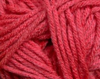 Coral Cascade Anthem Yarn 186 yards 100% Acrylic Color 02