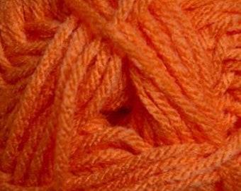 Orange Cascade Anthem Yarn 186 yards 100% Acrylic Color 22