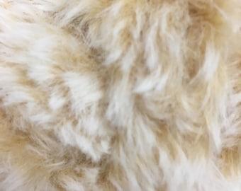 Furliscious Fawn Bulky Cascade Fluffy Yarn 71 yards 100% Polyester Color 06