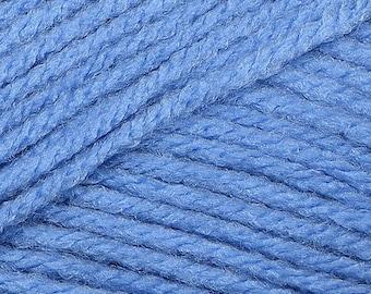 Vista Blue Cascade Anthem Yarn 186 yards 100% Acrylic Color 26