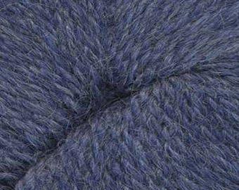 Lakeville Blue Herriot Fine Yarn by Jupiter Moon Farm 461 yards Super Fine Alpaca Nylon Sock Yarn Color 2010