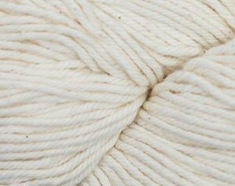 Natural Cascade Nifty Cotton Worsted Weight 100% Cotton 185 yards