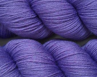 Lavender Cascade Heritage Yarn 437 yards Super Fine Wool Nylon Sock Yarn Color 5650