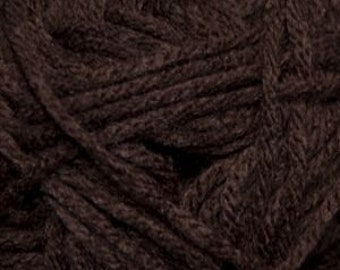 Cocoa Brown Cascade Anthem Yarn 186 yards 100% Acrylic Color 16