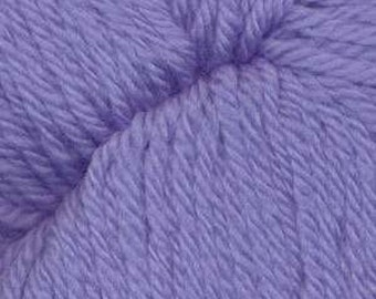 Amethyst Purple Ella Rae DK Merino Superwash Wool Yarn 260 yards Color 119