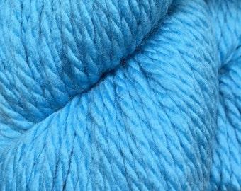 Clearance Blue Mist Cascade 128 Bulky Superwash Yarn 128 yards 100% SuperWash Wool color 231