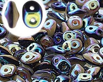 Czech Multi Hole Beads