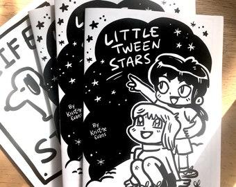 Little Tween Stars Comic Book