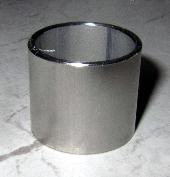 Stainless Steel Ferrules for Tool Handles – 7/8 Inch Diameter by 3/4 Inch Long