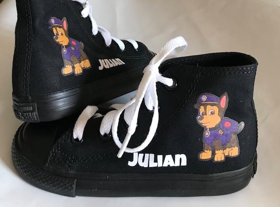 Paw Patrol Shoes Custom High Top